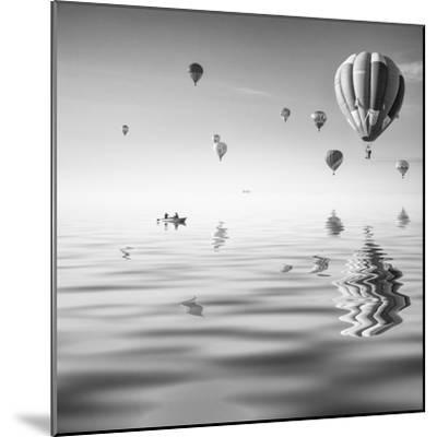 Love is in Air VII-Moises Levy-Mounted Photographic Print