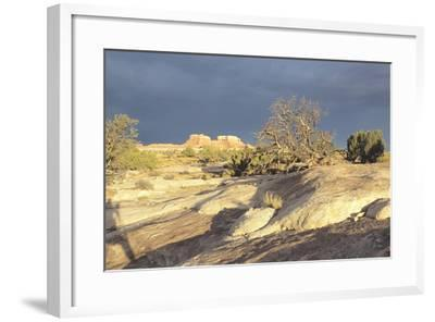 Canyonland 14-Gordon Semmens-Framed Photographic Print