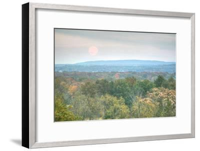 Moonrise Color-Robert Goldwitz-Framed Photographic Print