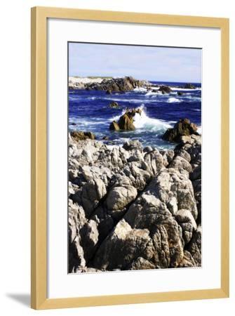 Pacific Blue I-Alan Hausenflock-Framed Photographic Print