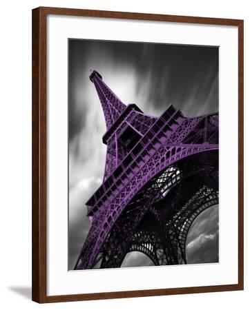 Paris 3-11 Bn - Pop-Moises Levy-Framed Photographic Print