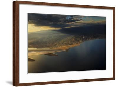 Nice Airport-Sebastien Lory-Framed Photographic Print
