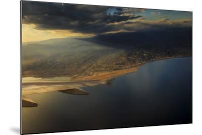 Nice Airport-Sebastien Lory-Mounted Photographic Print