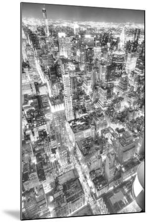 Gotham City 1-2-Moises Levy-Mounted Photographic Print