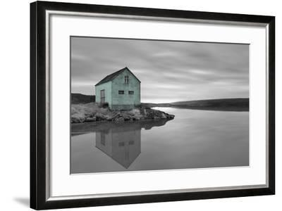 My Place BW 1 - Pop-Moises Levy-Framed Photographic Print