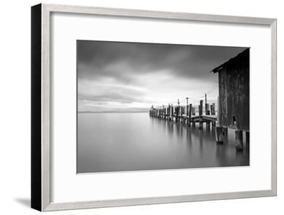 China Camp Pano-Moises Levy-Framed Photographic Print