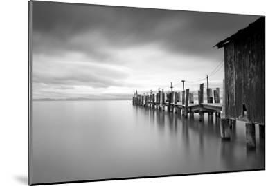 China Camp Pano-Moises Levy-Mounted Photographic Print