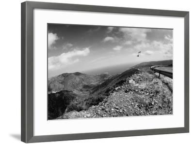 Silence Creus-Sebastien Lory-Framed Photographic Print