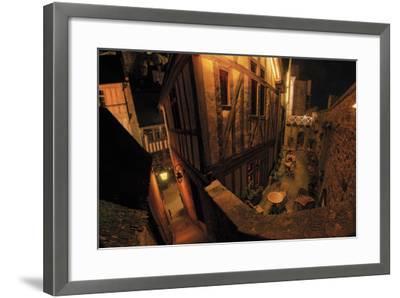 St Michel 2-Sebastien Lory-Framed Photographic Print