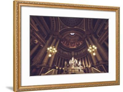 Prayer-Sebastien Lory-Framed Photographic Print