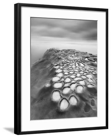 Crateres BW-Moises Levy-Framed Photographic Print