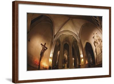 Church-Sebastien Lory-Framed Photographic Print