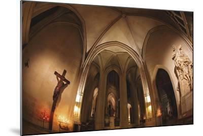 Church-Sebastien Lory-Mounted Photographic Print