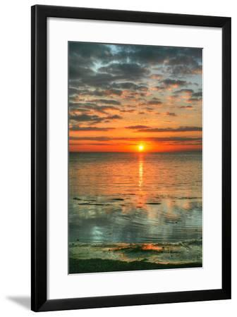 Key West Vertical-Robert Goldwitz-Framed Photographic Print