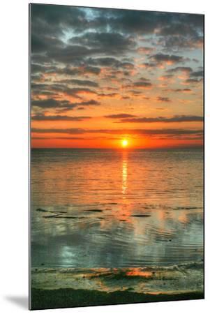 Key West Vertical-Robert Goldwitz-Mounted Photographic Print