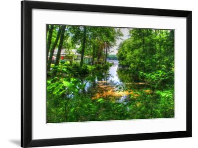 Pond Cove-Robert Goldwitz-Framed Photographic Print