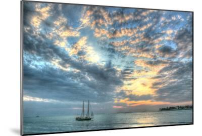 Mallory Sunset-Robert Goldwitz-Mounted Photographic Print