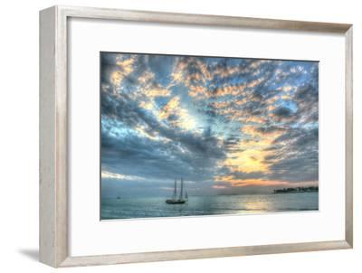Mallory Sunset-Robert Goldwitz-Framed Photographic Print