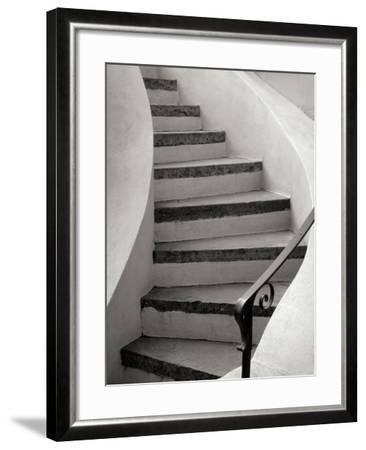 Savannah Stairwell-Jim Christensen-Framed Photographic Print