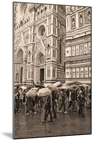 Streets of Florence I-Rita Crane-Mounted Photographic Print