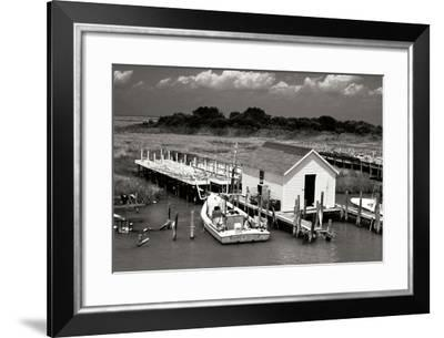 Tangier Island 2-Alan Hausenflock-Framed Photographic Print