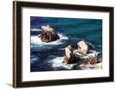 Garrapata Highlands 9-Alan Hausenflock-Framed Photographic Print