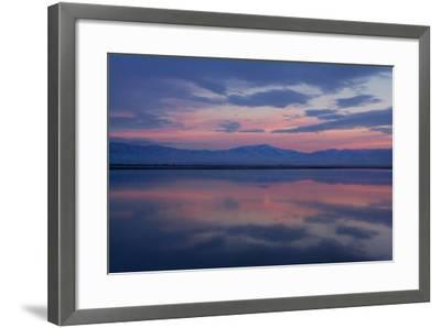Watercolor I-Mark Geistweite-Framed Photographic Print
