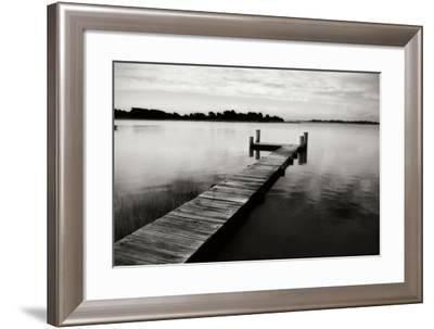Lonely Dock IV-Alan Hausenflock-Framed Photographic Print