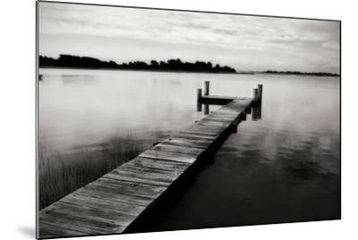 Lonely Dock IV-Alan Hausenflock-Mounted Photographic Print