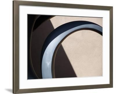 Architectural Abstract I-Jim Christensen-Framed Photographic Print