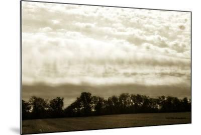 Clouds and Fields 1-Alan Hausenflock-Mounted Photographic Print