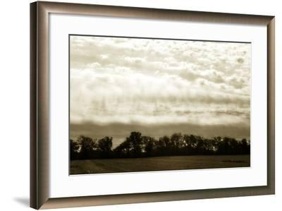 Clouds and Fields 1-Alan Hausenflock-Framed Photographic Print