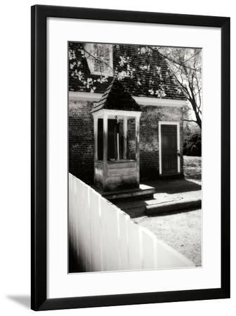 The Old Well I-Alan Hausenflock-Framed Photographic Print