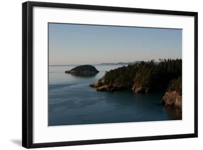 Deception Pass II-Erin Berzel-Framed Photographic Print