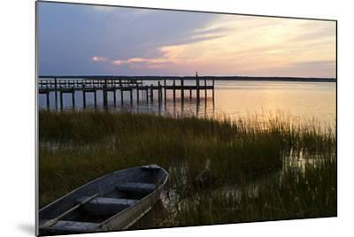 Sunset over the Channel 3-Alan Hausenflock-Mounted Photographic Print