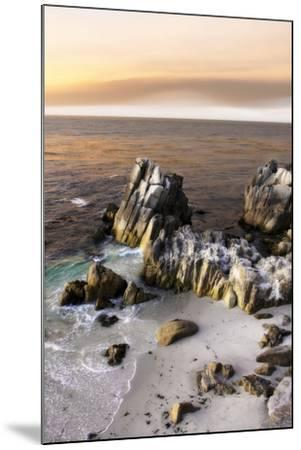 Lovers Point Sunset 5-Alan Hausenflock-Mounted Photographic Print