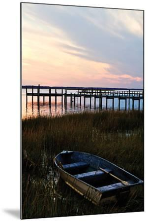 Sunset over the Channel 2-Alan Hausenflock-Mounted Photographic Print
