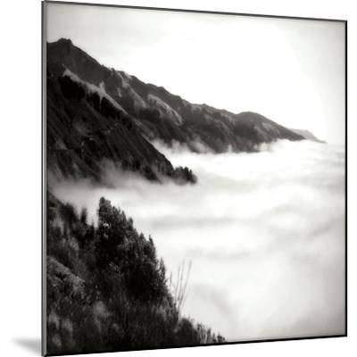 Pacific Fog Sq I-Alan Hausenflock-Mounted Photographic Print