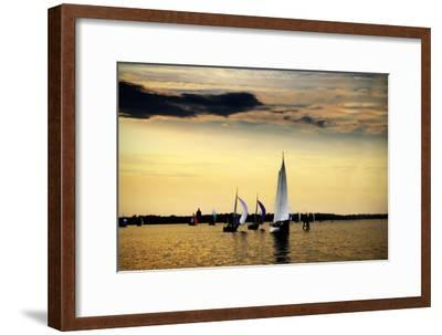 Sailing Home II-Alan Hausenflock-Framed Photographic Print