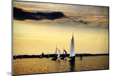 Sailing Home II-Alan Hausenflock-Mounted Photographic Print