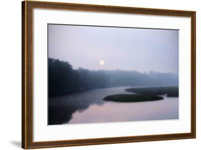 Fog on the Mattaponi 1-Alan Hausenflock-Framed Photographic Print