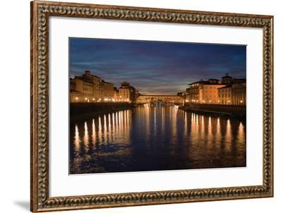 Florence Reflections I-Rita Crane-Framed Photographic Print