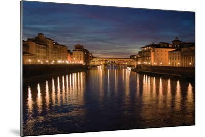 Florence Reflections I-Rita Crane-Mounted Photographic Print