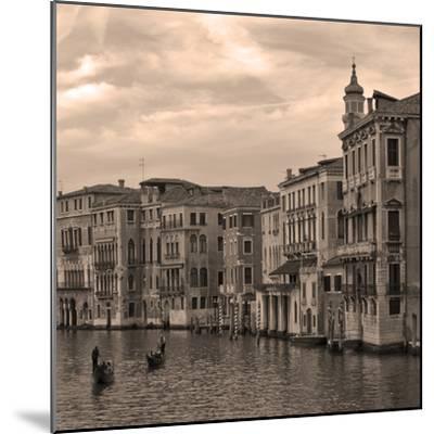 Gondolas and Palazzos III-Rita Crane-Mounted Photographic Print