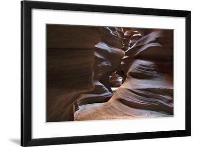 Upper Antelope V-Larry Malvin-Framed Photographic Print