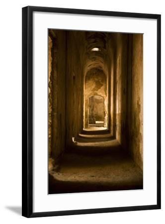Down the Hall II-Karyn Millet-Framed Photographic Print