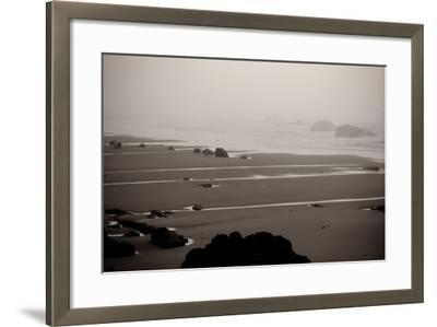 Beach at Seal Rock II-Erin Berzel-Framed Photographic Print