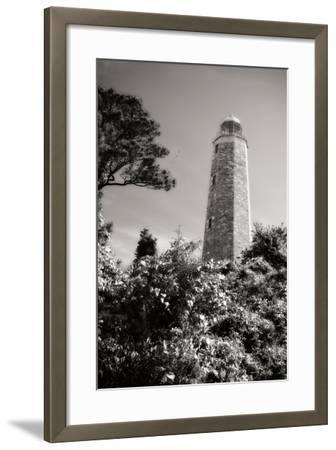 Old Cape Henry Light II-Alan Hausenflock-Framed Photographic Print