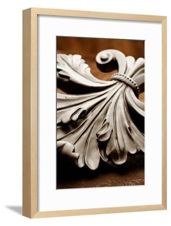 Fleur de Lis I-C^ McNemar-Framed Photographic Print