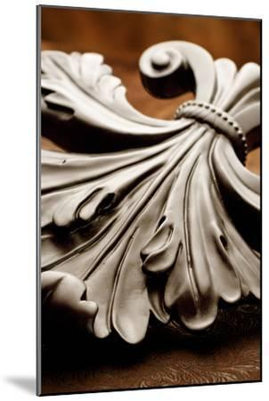 Fleur de Lis I-C^ McNemar-Mounted Photographic Print